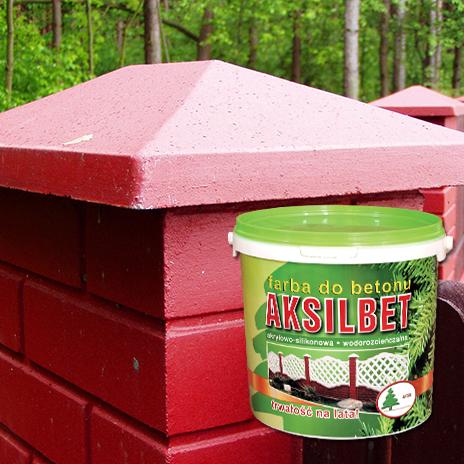 Najlepsza Farba Do Pomalowania Betonowego Ogrodzenia