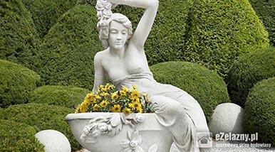 Farby Aksilbet do malowania figurek betonowych w ogrodzie